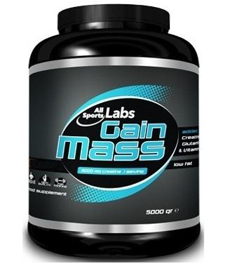 AllSports Labs Gain Mass, 5 кг