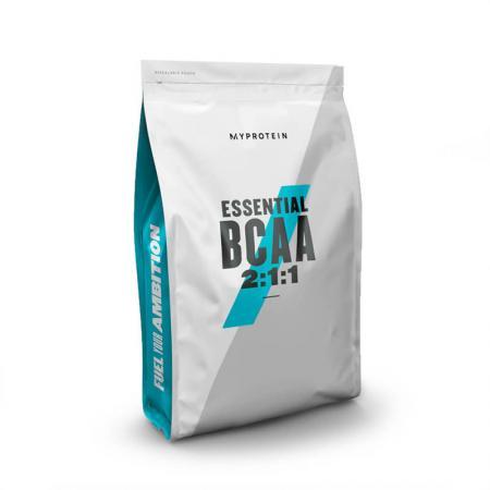 MyProtein BCAA Unflavoured, 1 кг