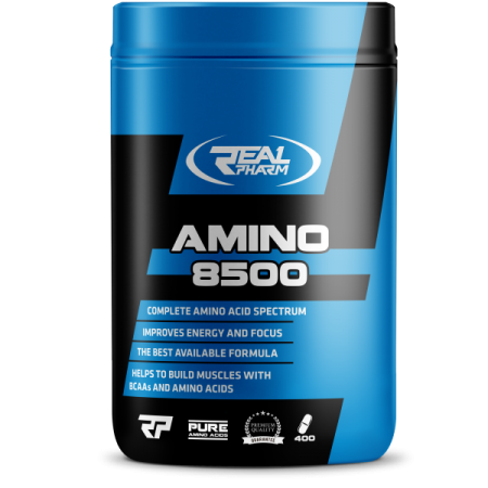 Real Pharm Amino 8500, 400 таблеток