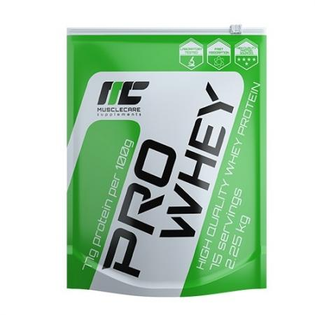 Muscle Care Pro Whey 80, 2.25 кг