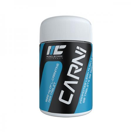 Muscle Care Carnitine, 90 таблеток
