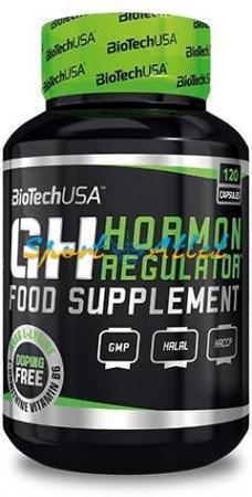 BioTech GH Hormone Regulator, 120 капсул