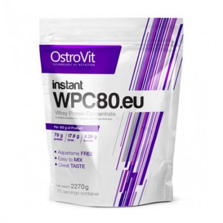 OstroVit Instant STANDARD WPC80.eu, 2.27 кг