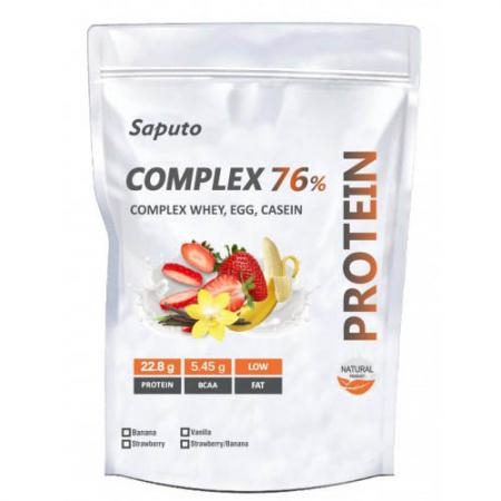 Saputo Complex 76% (Whey, Egg, Casein), 2 кг