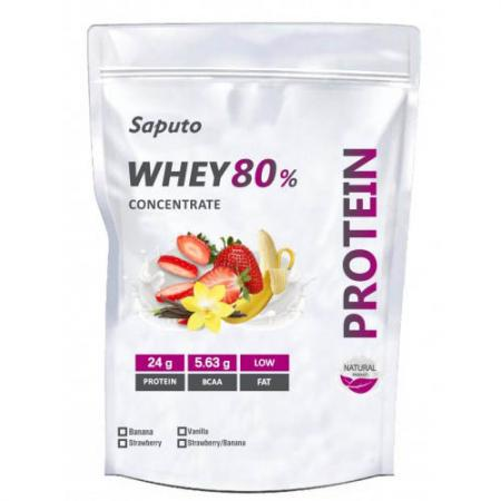 Saputo Whey Сoncentrate 80%, 2 кг