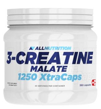AllNutrition 3-Creatine Malate, 360 капс