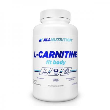 AllNutrition L-Carnitine Fit Body, 120 капсул