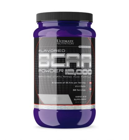Ultimate BCAA 12 000 Powder, 457 грамм