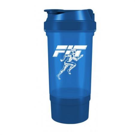 Шейкер Fit MY Drink+контейнер, 500 мл