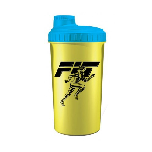 Fit My Drink 700 мл желто голубой
