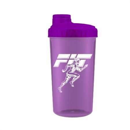 Шейкер Fit MY Drink, 700 мл - фиолетовый цвет