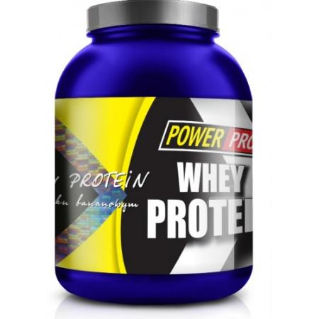 Power Pro Poland Whey Protein (банка), 1 кг
