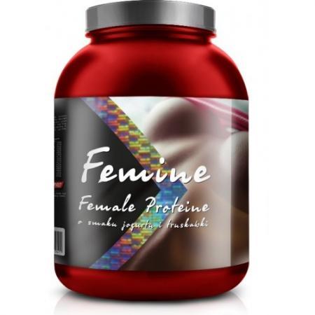 Power Pro Poland Femine Protein (банка), 1 кг