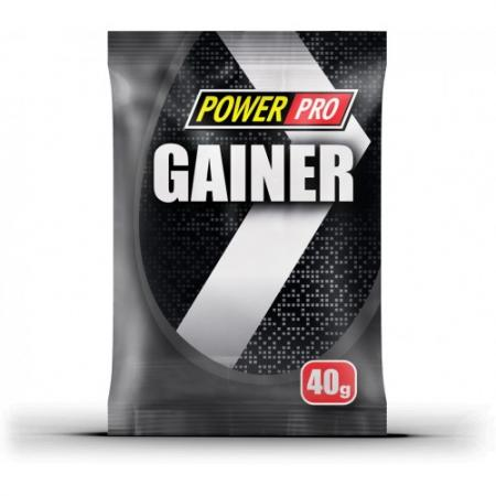 Power Pro Gainer, 40 грамм
