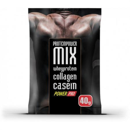 Power Pro Protein Power MIX, 40 грамм
