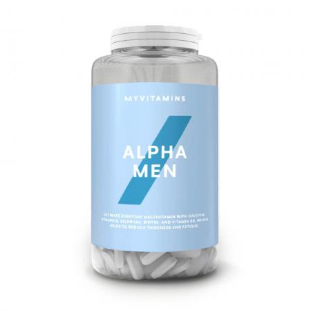 MyProtein Alpha Men Super Multi Vitamin, 120 табл