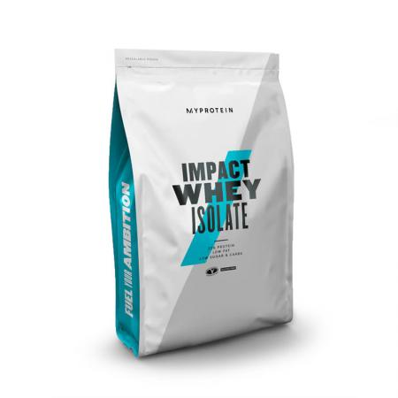 MyProtein Impact Whey Isolate, 1 кг