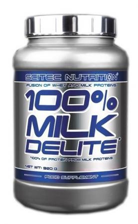 Scitec 100% Milk Delite, 920 грамм