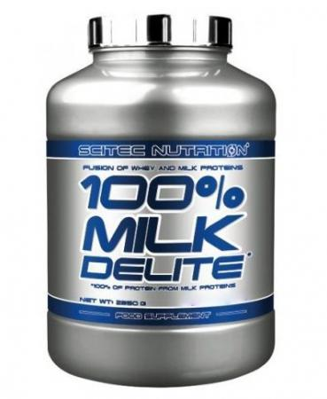 Scitec 100% Milk Delite, 2,35 кг