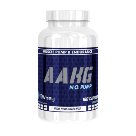 Fit Whey AAKG, 180 капсул