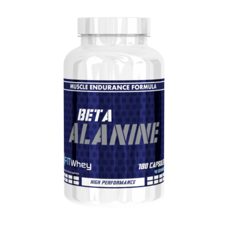 Fit Whey Beta Alanine, 180 капсул
