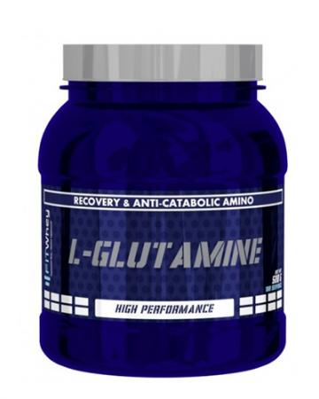 Fit Whey Glutamine Lemon, 500 грамм
