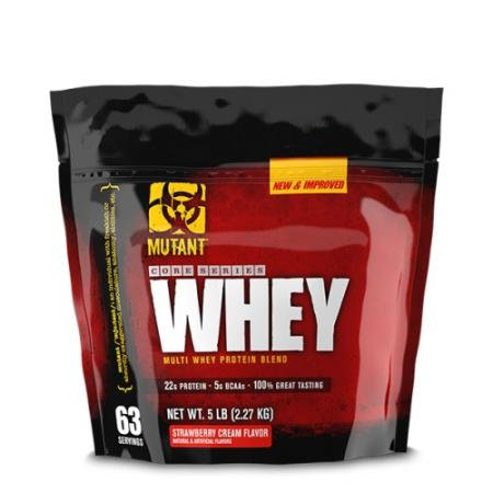 PVL Mutant Whey, 2.27 кг