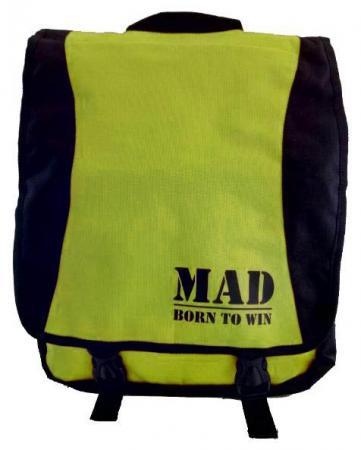 Сумка-рюкзак женская MAD PACE - салатовая