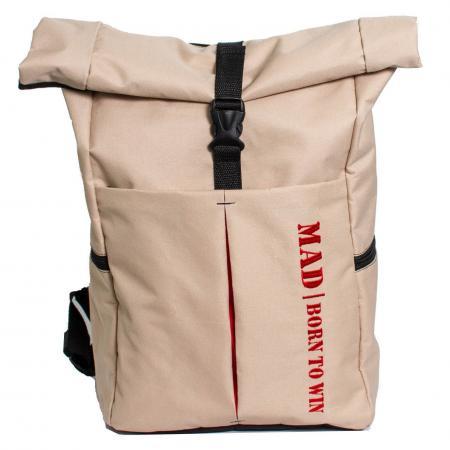 Рюкзак MAD КОФ - бежевый