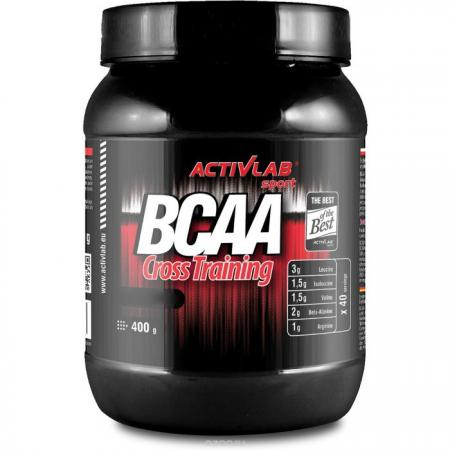 Activlab Bcaa Cross Training, 400 грамм