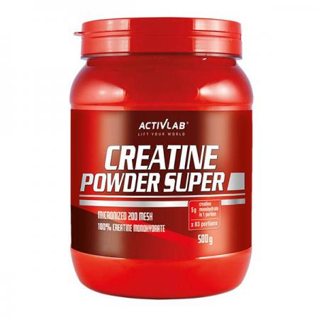 Activlab Creatine Powder Super, 500 грамм