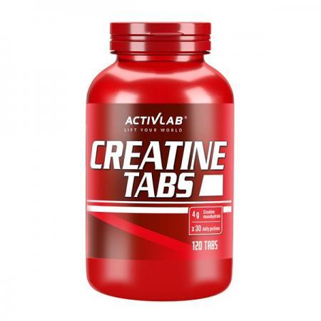 Activlab Creatine Tabs, 120 таблеток