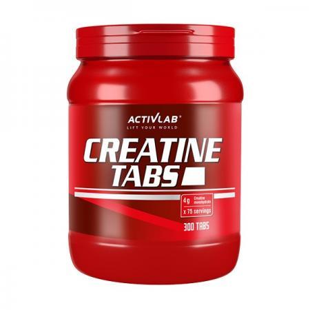 ActivLab Creatine Tabs, 300 таблеток