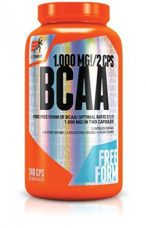 Extrifit BCAA 2:1:1 Pure, 240 капсул