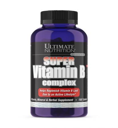Ultimate Super Vitamin B-Complex, 150 таблеток