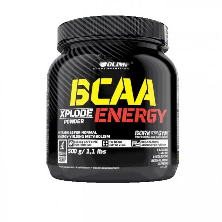Olimp BCAA Xplode Energy, 500 грамм