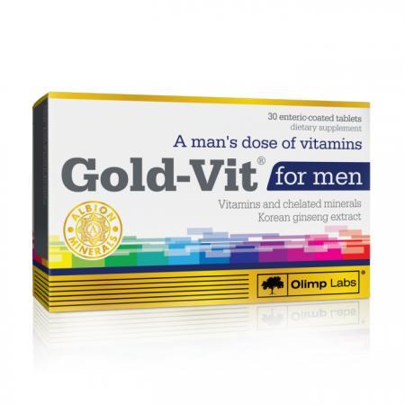 Olimp Gold Vit for Men, 30 капсул