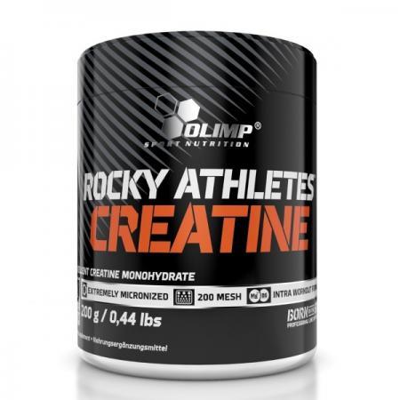 Olimp Rocky Athletes Creatine, 200 грам