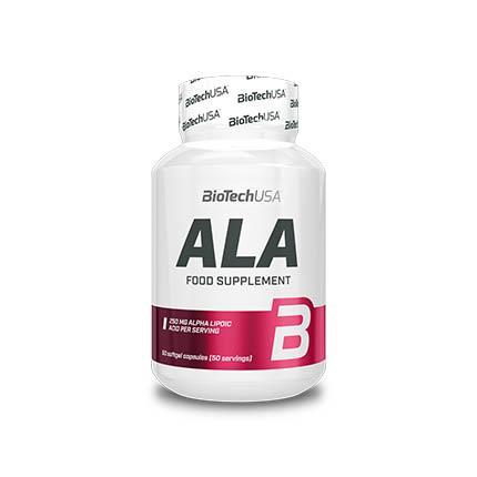 BioTech ALA, 50 капсул