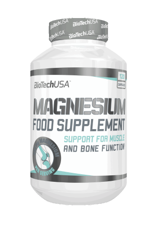 BioTech Magnesium, 120 капсул