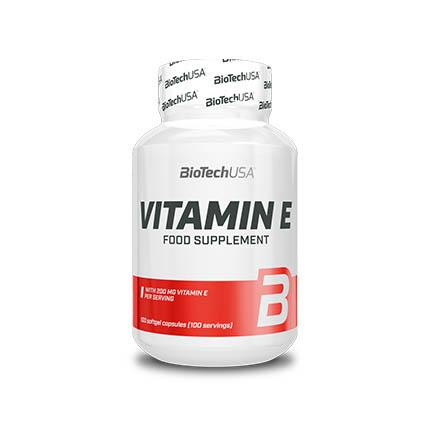 BioTech Vitamin Е, 100 таблеток