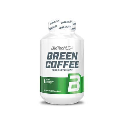 BioTech Green Coffee, 120 капсул