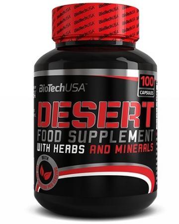 BioTech Desert, 100 капсул