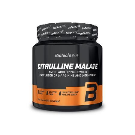 BioTech Citrulline Malate, 300 грам