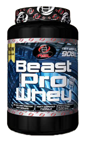 AllSports Labs Best Pro Whey, 908 грам