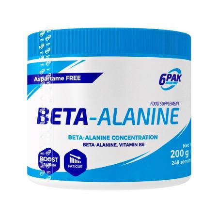 6PAK Nutrition Beta Pak, 200 грам