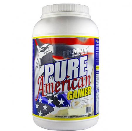 FitMax Pure American Gainer, 4 кг