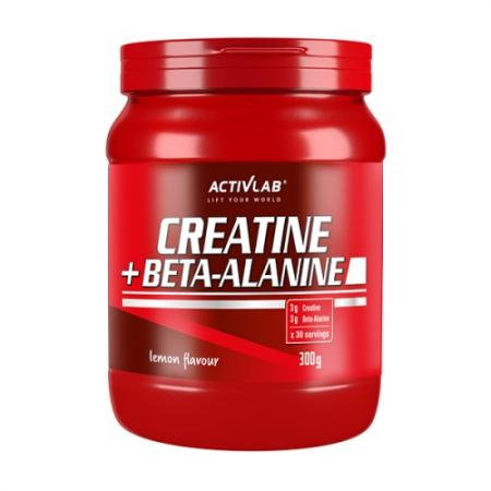 Activlab Creatine + Beta Alanine, 300 грам