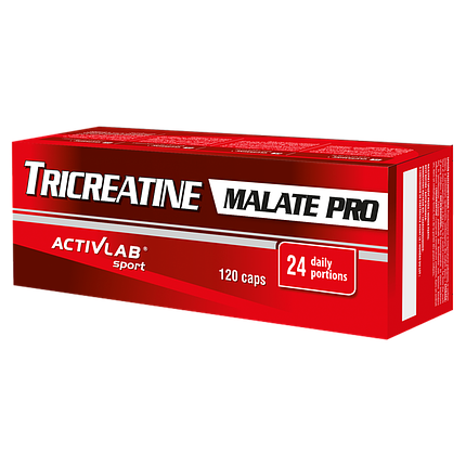 ActivLab Tri Creatine Malate Pro, 120 капсул