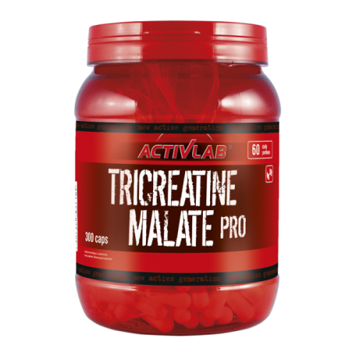 ActivLab Tri Creatine Malate Pro, 300 капсул